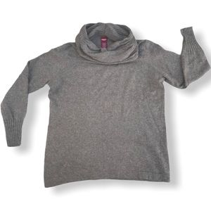 Olsen Europe Cashmere Angora Wool Blend Sweater